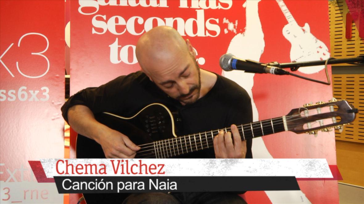 Masterclass 6x3 - 'Canción para Naia' de Chema Vílchez - 18/11/16 ver ahora