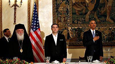 Obama avisa del riesgo del nacionalismo en su última visita a Europa como presidente