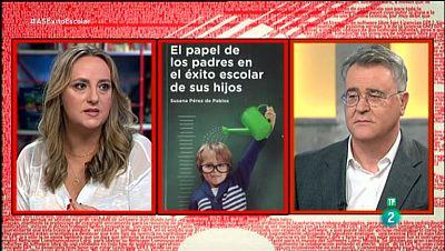 La Aventura del Saber. TVE. Susana Pérez de Pablos. El papel de los padres en el éxito escolar de sus hijos