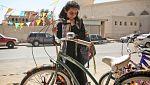 'La bicicleta verde', una permiada película en El Cine de La 2