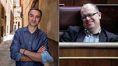 La gestora del PSOE aparta a dos de los 15 diputados que rompieron la disciplina de voto