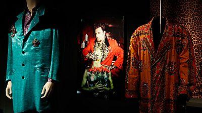 El Museo del Traje rinde homenaje a Tino Casal