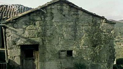 Arte y tradiciones populares - Arquitectura popular en Galicia - Tierra de Montes