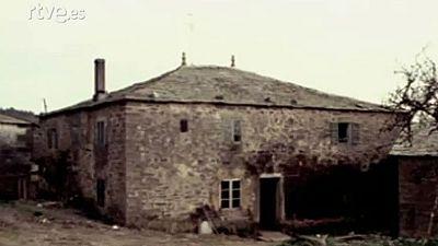 Arte y tradiciones populares - Arquitectura popular en Galicia - Terra Cha (I)
