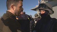 Comando Actualidad - Un paso al frente - Fragata Canarias