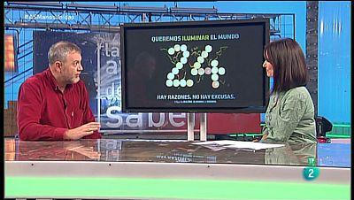 La Aventura del Saber. TVE. Ángel Bustamante. Manos Unidas