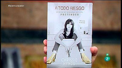 La Aventura del Saber. TVE. Sección 'Libros recomendados'. A todo riesgo. Chrissie Hynde