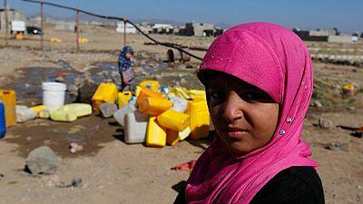 Más de 250 millones de niños viven al límite en medio de emergencias y conflictos