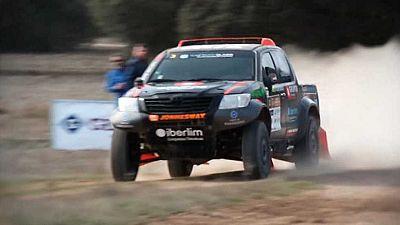 Automovilismo - Campeonato de España Rallyes Todo Terrero. Rallye Montes de Cuenca - ver ahora