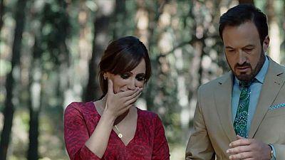 Olmos y Robles - Cata y Damián se topan con un cadáver