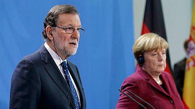 """Rajoy, sobre el veto de la oposición a Fernández Díaz: """"Sería bueno que cuando se llegue a un acuerdo se cumpla"""""""