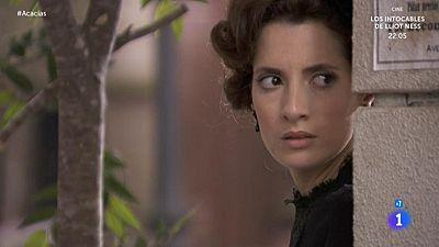 Acacias 38 - Celia descubre que Felipe le es infiel con Huertas