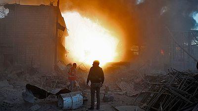La guerra en Siria sigue cobrándose nuevas víctimas