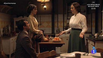 Seis Hermanas - Velasco le pide matrimonio a Aurora