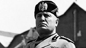 La evolución del mal: Mussolini, el padre del fascismo