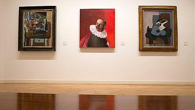 Berlín sitúa la obra de Condo frente a la de los grandes maestros del siglo XX
