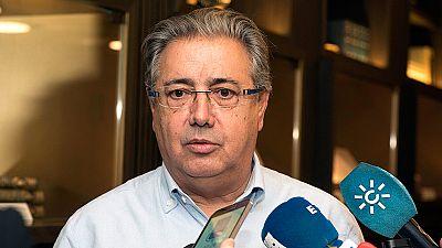 Zoido destaca la relación de los detenidos con el Estado Islámico