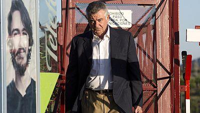 Juan Antonio Roca sale de la cárcel 10 años después de ser encarcelado