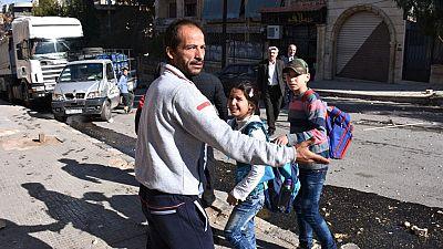No habrá tregua para las 250.000 personas atrapadas en el este de Alepo
