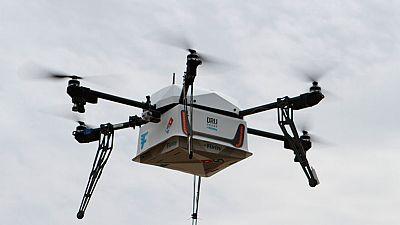 Encuentro de pilotos de drones en Navas del Rey