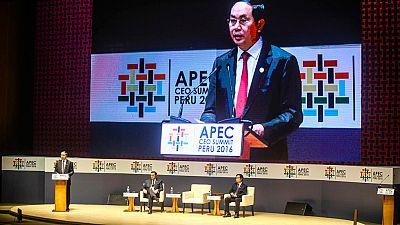Los países del foro Asia-Pacífico seguirán impulsando el libre comercio mundial