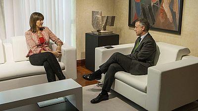 PNV y PSE confirman un preacuerdo para un gobierno de coalición en el País Vasco