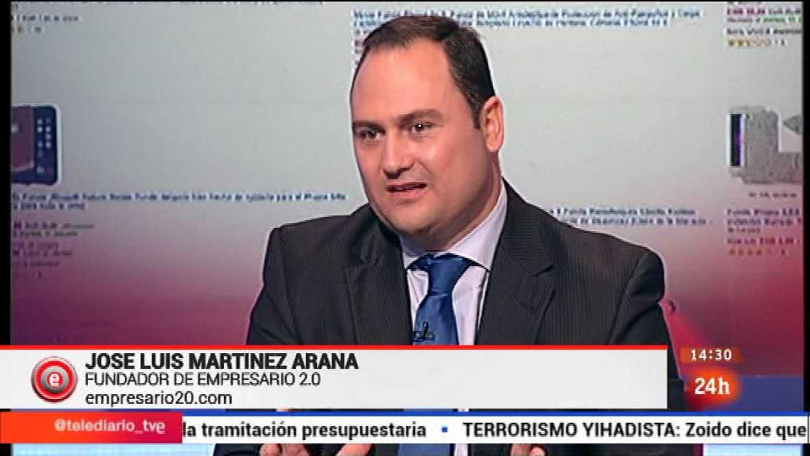 José Luis Martínez Arana, fundador de Empresario 2.0