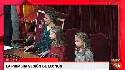 Parlamento - Parlamento en 3 minutos - 19/11/2016