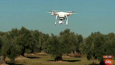 Parlamento - El reportaje - Drones - 19/11/2016