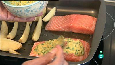 La Aventura del Saber. TVE. Sección 'El minuto gastronómico'. Dietas mágicas