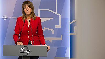 La negociación del PSE con el PNV, al margen de la gestora del PSOE