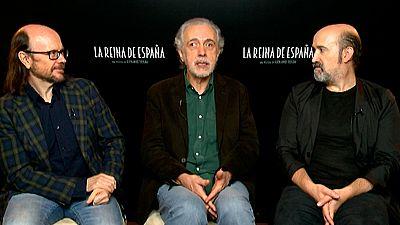 Penélope Cruz protagoniza la última película de Fernando Trueba `La Reina de España¿