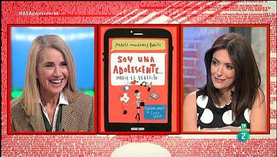 La Aventura del Saber. TVE. María Menéndez-Ponte.  'Soy una adolescente¿Nadie es perfecto'