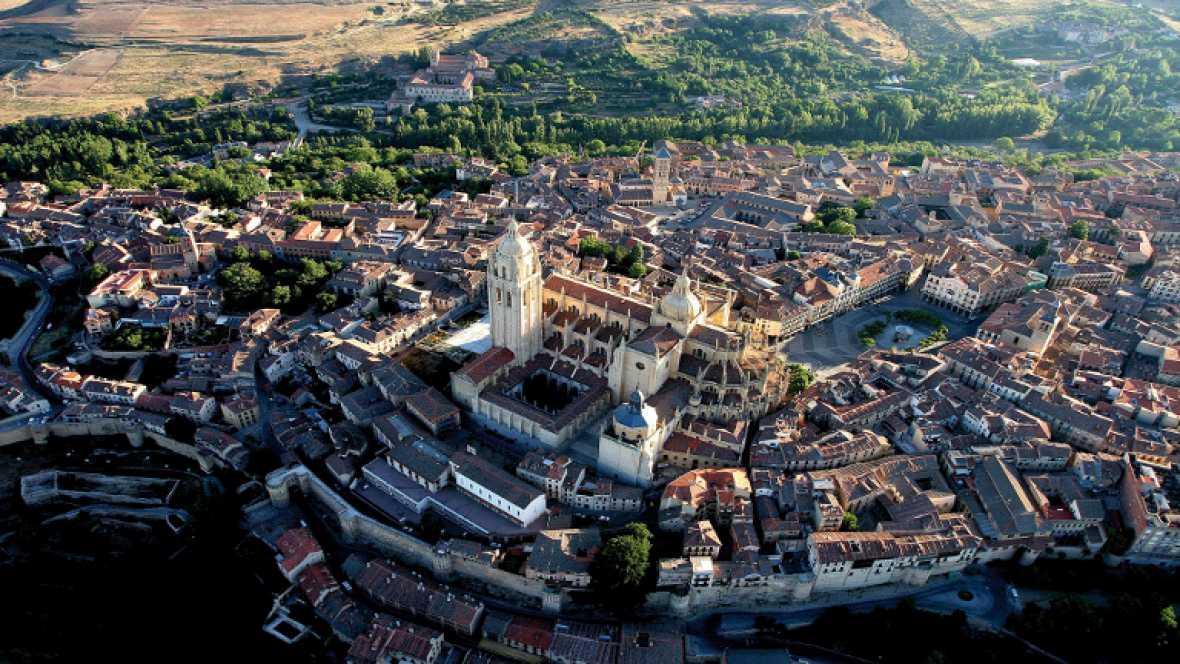 RTVE presenta 'Ciudades españolas Patrimonio de la Humanidad'