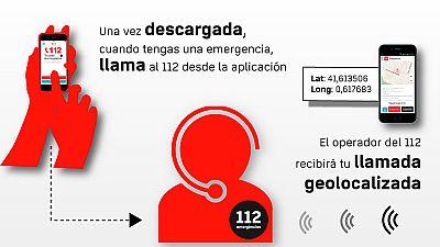 Una aplicación del 112 identificará y localizará a las víctimas de la violencia de género en Cataluña