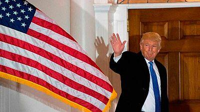 Trump anuncia su intención de retirar a Estados Unidos del acuerdo comercial TPP