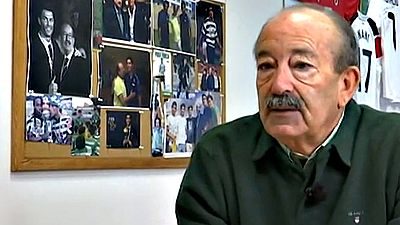 Aurelio Pereira es una institución en el Sporting de Portugal, ha descubierto a jugadores con Balón de Oro como Cristiano Ronaldo o Luis Figo.