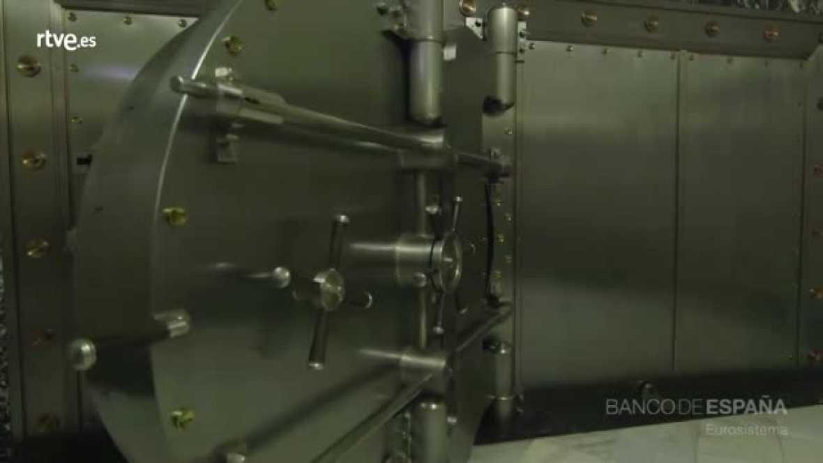 Así es por dentro la cámara acorazada del Banco de España