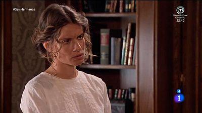 Seis Hermanas - Blanca se entera de que Cristóbal e Inés están juntos