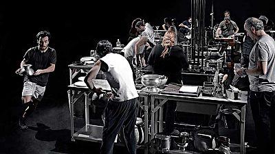 Making of: Así es el 'mise en place' de La Cocina