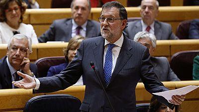 "Rajoy, a ERC: ""No podemos incumplir la ley"""