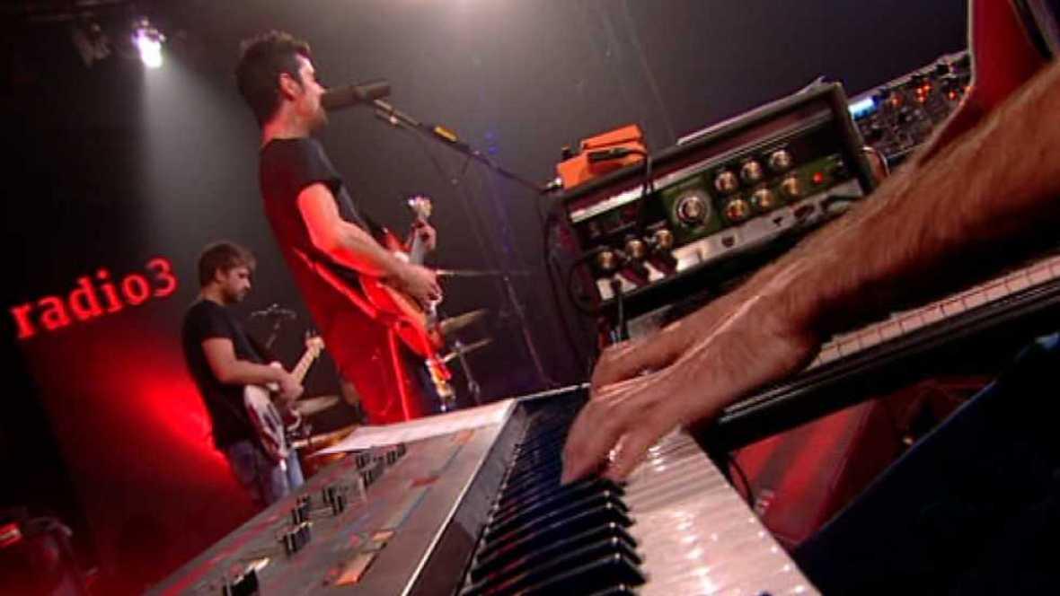 Los conciertos de Radio 3 - Gustavo Redondo - ver ahora