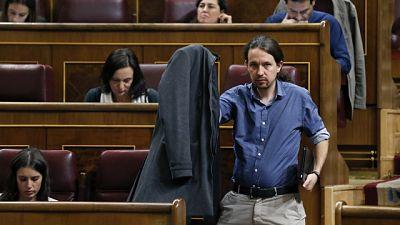 """Podemos no participa en el minuto de silencio: """"Un homenaje político a una persona marcada por la corrupción"""""""