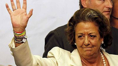 """Rita Barberá, fallecida hoy en Madrid, una de las políticas españolas con más amplía trayectoria será recordada sobre todo como la """"eterna"""" alcaldesa de Valencia"""