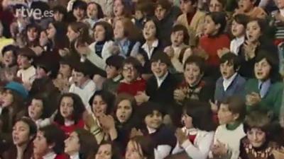 Cantar y reir - 07/01/1977