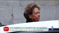 Rita Barberá fallece en Madrid a causa de un infarto