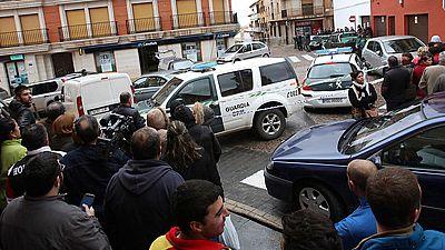 El director de una sucursal bancaria de La  en Ciudad Real ha muerto esta mañana de un disparo
