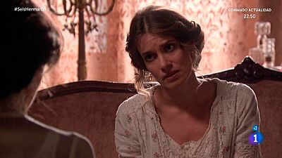 Seis Hermanas - Blanca da su aprobación a la relación de Inés con Cristóbal