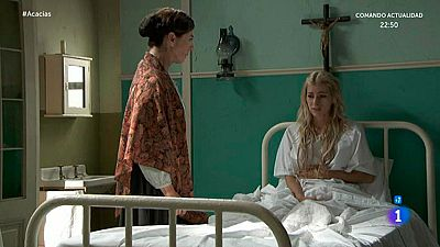 Acacias 38 - Guadalupe va a hablar con Cayetana