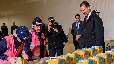 Campofrío estrena nueva fábrica dos años después del incendio de la anterior
